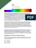 Spektrum optik