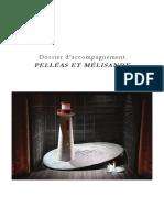 Dossier Pelleas Et Melisande