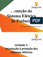 Proteção do Sistema Elétrico de Potência - Aula 2