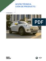 Informacion de producto Mini F56