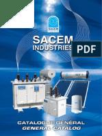 Catalogue SACEM Industries