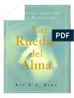 Las Ruedas del Alma-Rav Berg