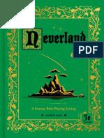 Neverland, A Fantasy Role Playing Setting.pdf