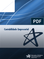 Contabilidade Empresarial - Unidade III - Operações Financeiras – Duplicatas - Cobrança Simples e Descontos