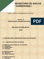 sección 1.4 Lab suelo y hor. I 2020