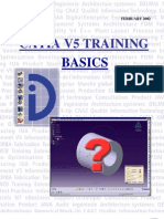 Catia v5 Training Basics