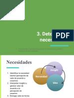 3. Detectando necesidades.pptx