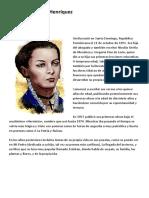 Salome Ureña