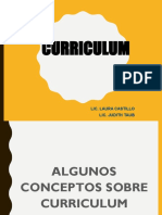 PPT Curriculum