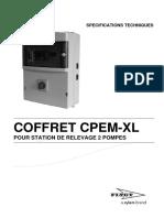 coffret-flygt-cpem-xl