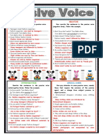 passive-voice-present-simple - Answers