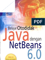 Bel. Otodidak Java Dg Netbeans 6.0 + Cd By Hendry St
