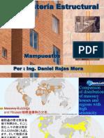 AVANCE INTRODUCCIÓN MAMPOSTERÍA ESTRUCTURAL - AGOSTO 11 DE 2020 - DRM