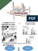 FINAL CURRICULUM DIFERENCIADO vs ADAP CURRICUALRES