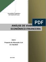 Análise de Viabilidade Econômico-Financeira