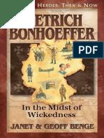 Janet & Geoff Benge - Dietrich Bonhoeffer.pdf