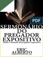Eric Alberto - Sermonário do Pregador Expositivo