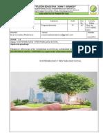 Emprend. 7º Clase #7  Sostenibilidad y rentabilidad social Y PRUEBA FINAL  CUARTO PERIODO