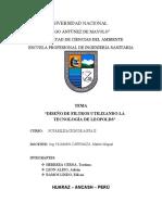 INFORME DE FILTROS (LEOPOLD)-HERRER, LEÓN Y RAMOS