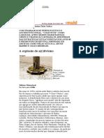 Folha de S.Paulo - A explosão do a(r)tivismo - 06_04_2003