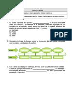 CARTAS CATÒLICAS - CONTENIDO.doc