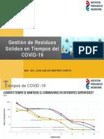 PPT - Gestion de residuos solidos  02.06.2020