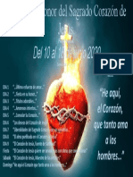 Patronales - Programa