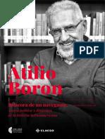 Atilio Boron Antologia Esencial