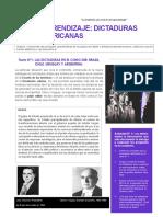 Guía N° 3 Historia 3° Medio
