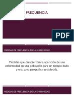 MEDIDAS DE ASOCIACIOìN