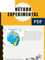 metodo experimental lzr