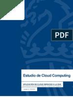 Estudio Cloud Computing