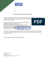 12. VALICACION CURSO DE ALTURAS