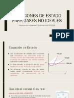 Ecuaciones+de+estado+para+gases+no+ideales