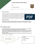 Educacion Fisica - Nivelacion I-II PER