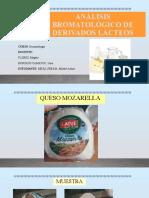 ANÁLISIS BROMATOLÓGICO DE DERIVADOS LÁCTEOS.pptx