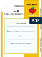 3er Grado - Bloque 2 - Desafíos Matemáticos.doc