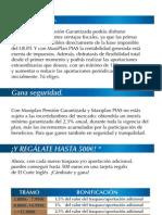Cambia tu plan de pensiones y regálate hasta 500 euros. Febrero 2011