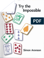 Try the Impossible by Simon Aronson (z-lib.org).pdf