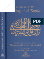 (Imam Shawkani)A_Critique_Of_The_Ruling_Of_al-Taqlid_.pdf
