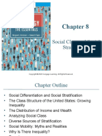 Ch8_Social Class and Social Stratification