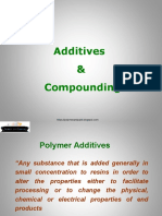 Additives and Compounding