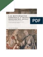 Las monarquías española y francesa (siglos XVIXVIII)