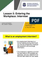 LESSON 5 INTERVIEW.pdf