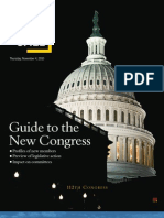 Guide to the New Congress