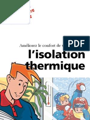 Isolation Isolation Thermique Isolation Thermique Du