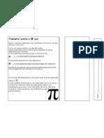 Trabalho sobre o π