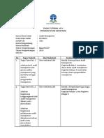 Tugas 1 Audit Manajemen