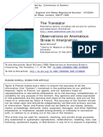 The Translator Volume 1 issue 1 1995 [doi 10.1080_13556509.1995.10798949] Williams, Sarah -- Observations on Anomalous Stress in Interpreting.pdf