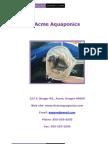 Aquaponics Business Plan